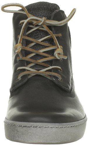 Blackstone Hombres Am02 High Top Fashion Sneaker Black