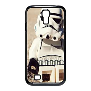 Star-Wars-Storm-Trooper Samsung Galaxy S4 9500 Cell Phone Case Black CVXEYERTE32463 Plastic Phone Case For Men