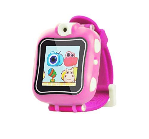 IREALIST Smartwatch Touchscreen 90%C2%B0Rotating Recording