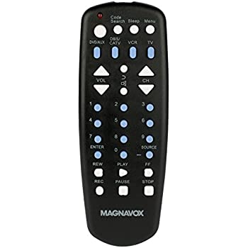 Amazon.com: New NF804UD Replaced Remote fit for Magnavox TV 19MF330B on