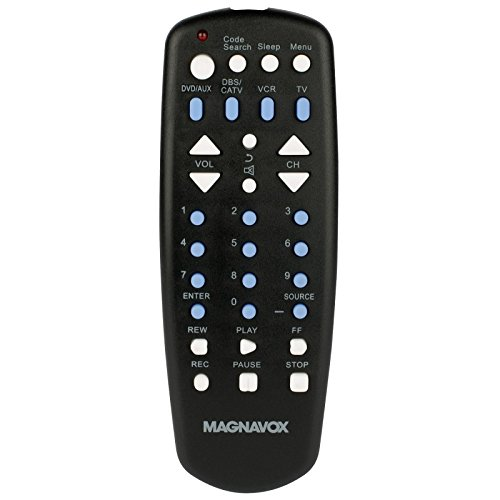 MAGNAVOX MC345 4 IN 1 UNIVERSAL REMOTE CONTROL SYNCHRONIZE UP TO 4 DEVICES AT ONCE