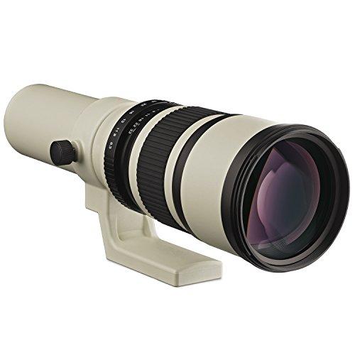 Oshiro 500mm f/6.3 LD UNC AL Super Telephoto Lens