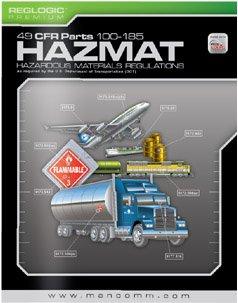 Hazmat 49 CFR 100-185 Hazardous Material Regulations, October 2014 pdf
