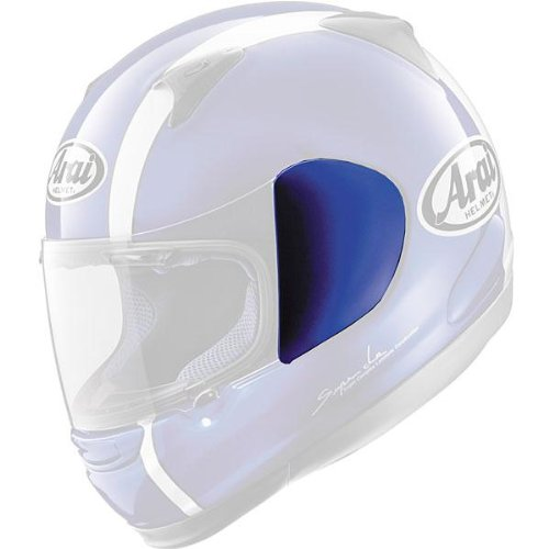 Arai Helmets Shield Cover Set - Passion Blue (Arai Helmet Shield Cover)