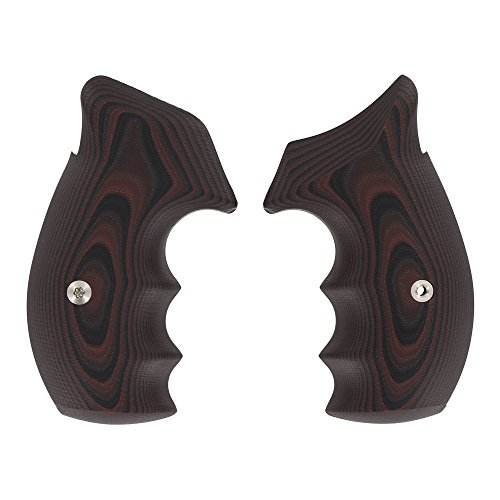 VZ Grips Smith & Wesson K/L-Frame 320 Round Bottom (Black Cherry)