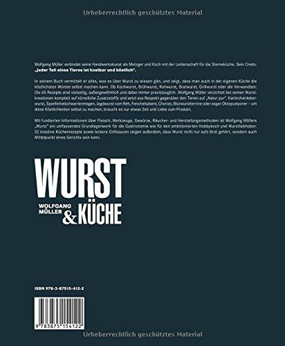 Wurst U0026 Küche: Amazon.de: Wolfgang Müller: Bücher