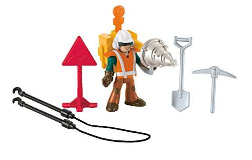 (Fisher-Price Imaginext - Adventure City Construction Worker)