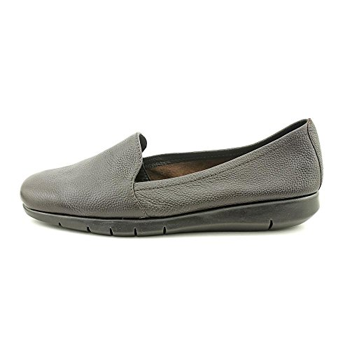 Aerosoles Womens Roem Tonen Slip-on Loafer Bruin