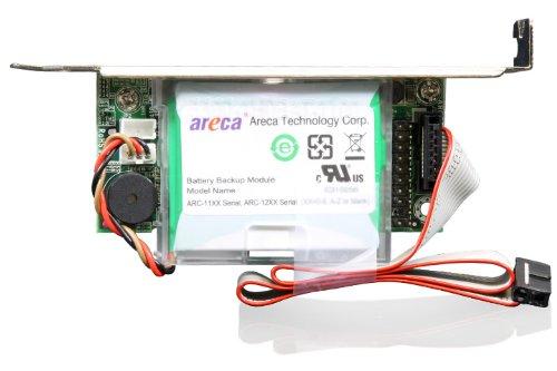Areca ARC6120-BAT / 91-6120BA-T112 Battery Backup Unit