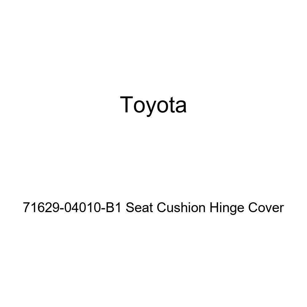 TOYOTA Genuine 71629-04010-B1 Seat Cushion Hinge Cover