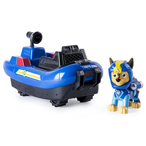 Paw Patrol – Chase's Transforming Sea Patrol Vehicle ()