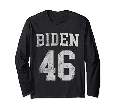 (Vote for Joe Biden 2020 Election Long Sleeve Shirt )