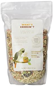 Dr. Harvey's What's Cookin' A Soothing Healthy Warm Meal for Birds, 1.5-Pound Bag