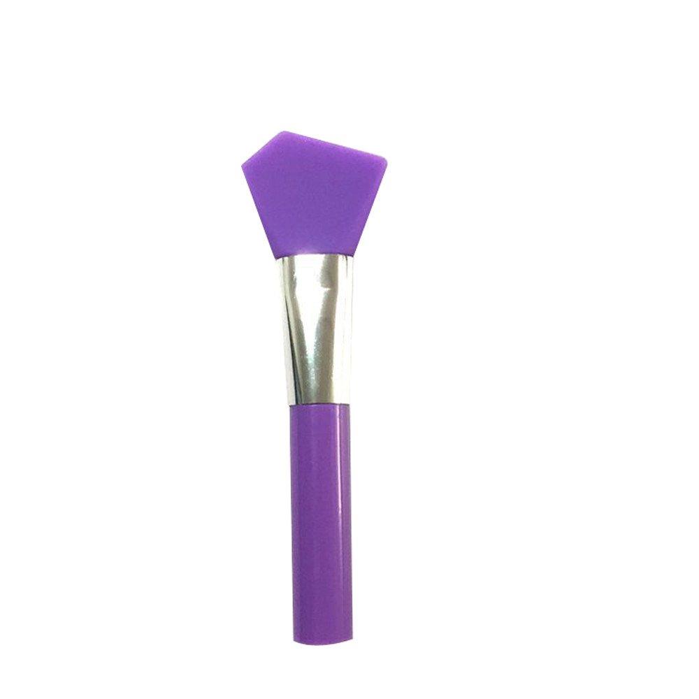 Athli Facial Mud Mask Silicone Brush Makeup Skin Face Care Cosmetic Applicator DIY Mask Stick by Athli cosmetic (Image #1)