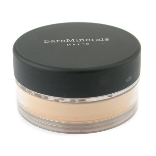 Bare Escentuals BareMinerals Mineral Foundation MATTE SPF15 GOLDEN MEDIUM 6g Large