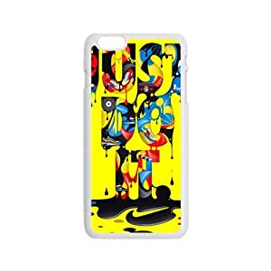 Just do it Colorful melting pattern Cell Phone Case for iPhone 6