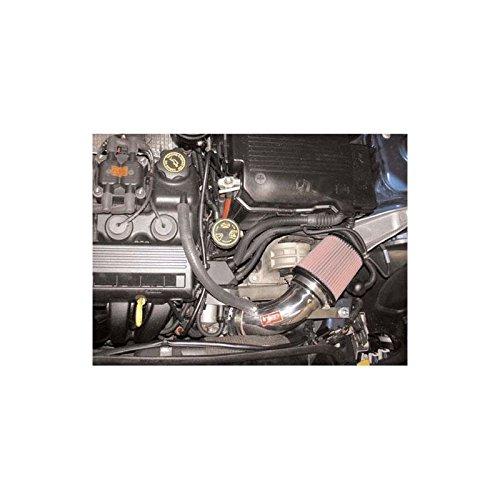 Ram Mini Short Intake - Injen 2000-06 Mini Cooper N/A (Non S) Polished Short Ram Intake (is1120p)