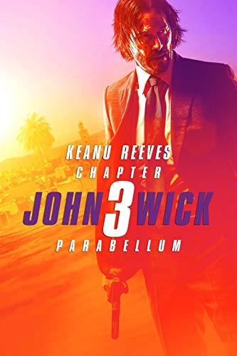 John Wick: Chapter 3 - Parabellum [4K Ultra HD+Blu-ray] (Bilingual) [Blu-ray]