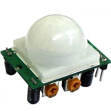 Sensor PIR de movimiento HC-SR05 arduino uno, mega, Raspeberry