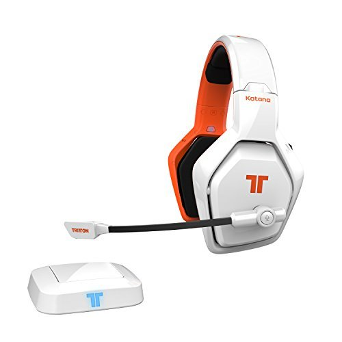 Mad Catz TRITTON Katana HD 7.1 Wireless Headset for Gaming Consoles, PC, Smart Devices