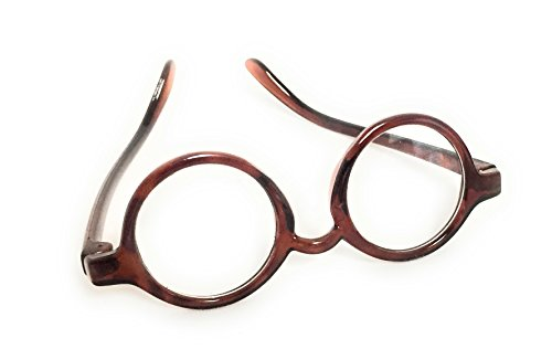 Dori's Doll Boutique Brown Tortoise Rimmed Eyeglasses made for 18 inch American Girl Dolls