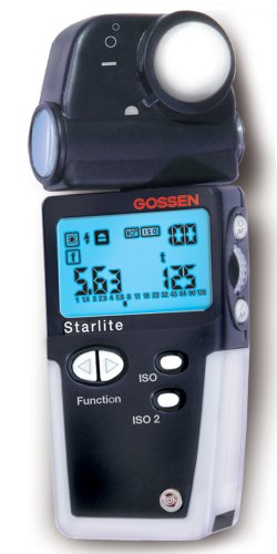 Gossen Starlite GO 4046 All-In-One Multifunctional Lightmeter by Gossen