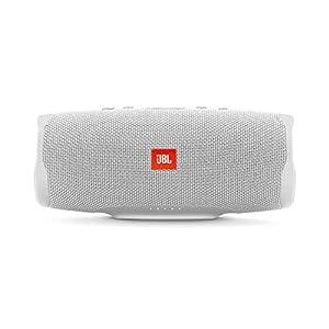 JBL Charge 4 - Enceinte Bluetooth portable avec USB - Robuste et étanche : pour piscine et plage - Son puissant - Autonomie 20 hrs - Blanc 4