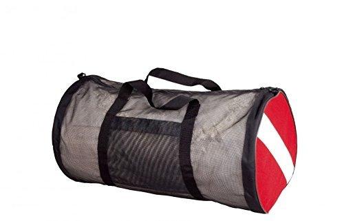 vendita con alto sconto NEW scubamax Dive Flag Mesh Duffel Bag by by by Scuba Max  risparmia fino al 50%