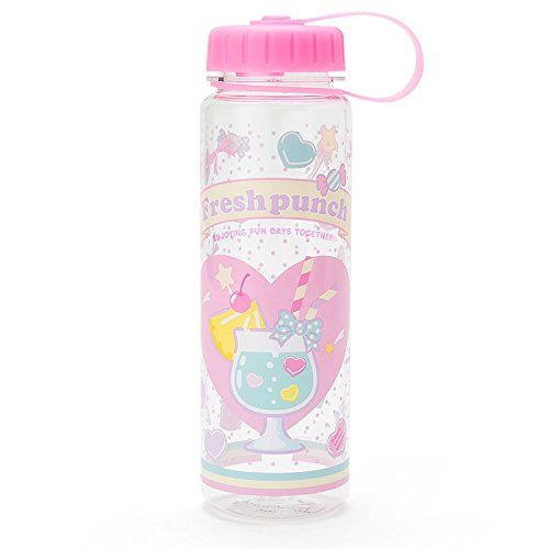 [Sanrio fresh punch clear plastic bottle Fancy Pop From Japan New] (Funny Pop Culture Costume Ideas)