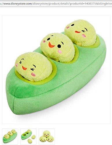 Disney - Three Peas in a Pod ''Tsum Tsum'' Plush Set - Toy S