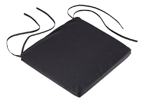 LAMINET Rollator Walker Seat Cushion - Black