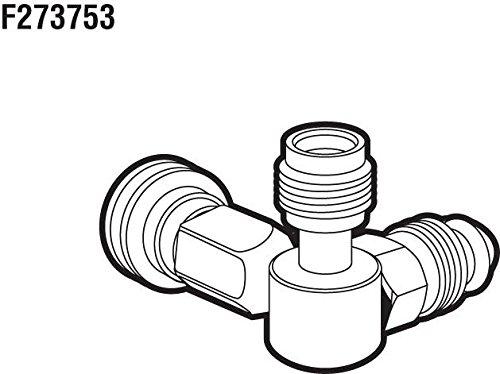 Heater F273753 Metal 90/° Stay Flow Adapter Mr