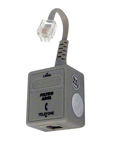 Filtro Adsl para Telefonia Foxlux En