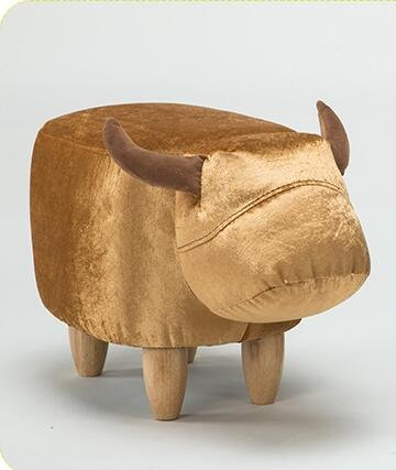 sino-banyan-gold-buffalo-ottoman-stoollint-with-4-beech-wood-leg24x13