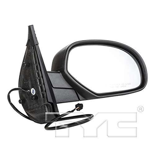 TYC 2170441-1 NSF Version Black/PTM Outside/Exterior Mirrors