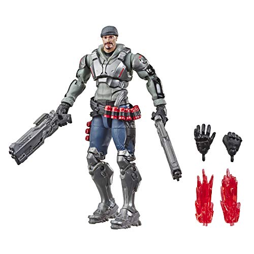 "Hasbro Overwatch Ultimates Series Blackwatch Reyes (Reaper) Skin 6"" Collectible Action Figure"