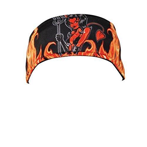 Zanheadgear Devil Girl Headband ()