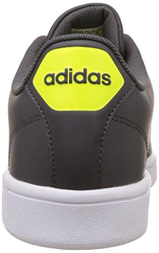 Adidas Herre Cloudfoam Advantage Sneaker Grå (grpudg/grpudg/amasol) k6Ei1JBt