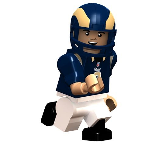NFL St. Louis Rams Sam Bradford Figurine by Oyo Sportstoys