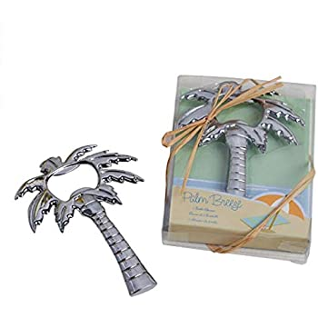 Amazon.com  20pcs Palm Breeze Palm Tree Bottle Opener For Wedding ... 0897878b7620