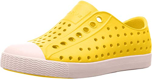 Native Shoes, Jefferson, Kids Shoe, Hollywood Pink/Shell White