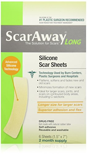 ScarAway Professional Grade Silicone Sheets product image