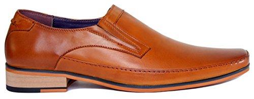 ville Reece Aiken lacets de Marron homme pour Justin Chaussures à 6OTaqHq