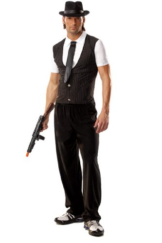 Gangster Costume 38-40 - Gangster Girl Costumes Ideas