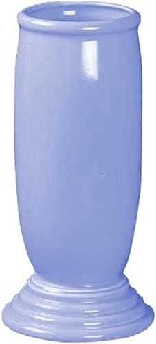 Fiestaware Millennium Vase 3, Periwinkle