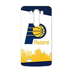 Indiana Pacers Team Back Theme Case for LG G3 (Laser Technology)-by Allthingsbasketball