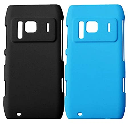 on sale d6af3 996c1 Winsome Deal Hard Back Cover Case for Nokia N8: Amazon.in: Electronics