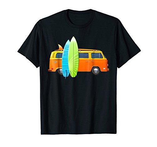 Endless Summer Van Surf Vintage Tee