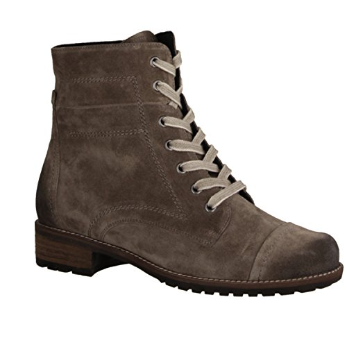Semler Barbara-ST B20483-041-070 mujer botas ancho H Beige