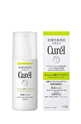 Curel JAPAN Kao Curel | Face Care | Sebum Care Moisture Gel 120ml
